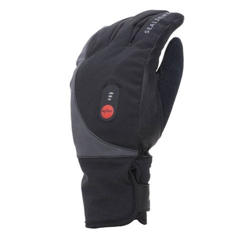 SealSkinz Waterproof Heated Gloves