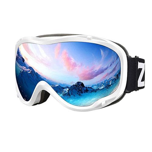 Zionor Lagopus Ski Goggles For Flat Light