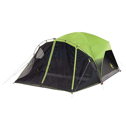 Coleman Dark Room Sundome 6-person Tent