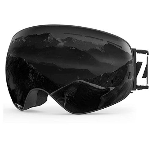 Zionor X Ski Goggles For Flat Light