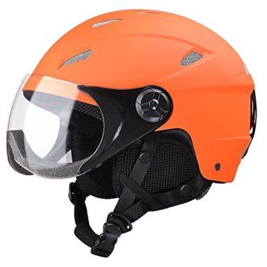 Yescom Ski Helmet With Visors