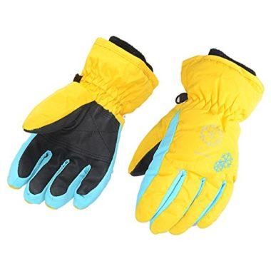 Amyipo Snow Kids Ski Gloves