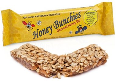 Honey Bunchies All-Natural Hiking Snack