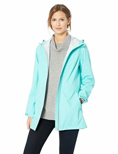 Amazon Essentials Women's Rain Jacket