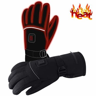 Autocastle Insulated Electric Heated Gloves