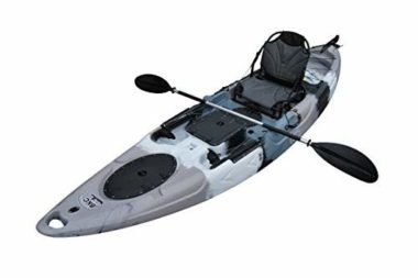 Brooklyn Kayak Company Single Fishing Kayak for Big Guys