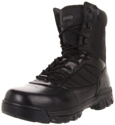 Bates Men's Ultra-Lites Side-Zip Tactical Boots