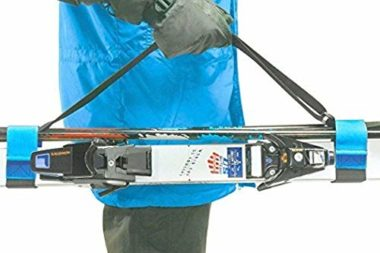 Bowtie Ski Carry Straps