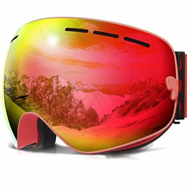 COPOZZ OTG Ski Goggles