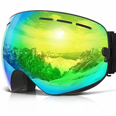 COPOZZ Night Skiing Goggles