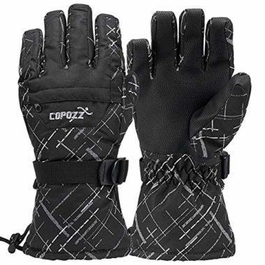 COPOZZ Snowmobile Gloves