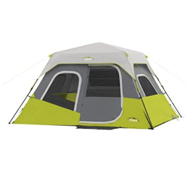 CORE Instant Cabin 6 Person Tent