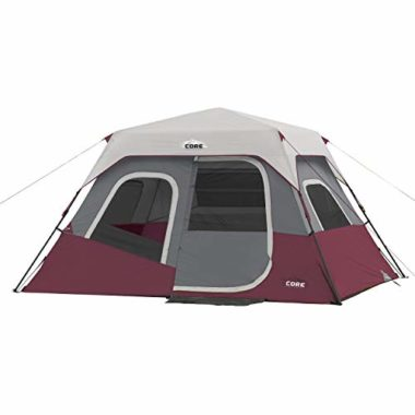 Core Instant 4-Person Cabin Tent
