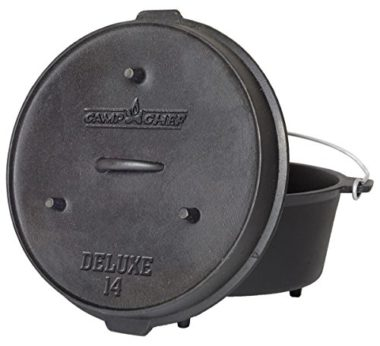 Camp Chef Dutch Oven For Camping