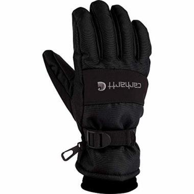 Carhartt Waterproof Snowmobile Gloves