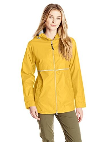 Charles River Apparel New Englander Women's Rain Jacket