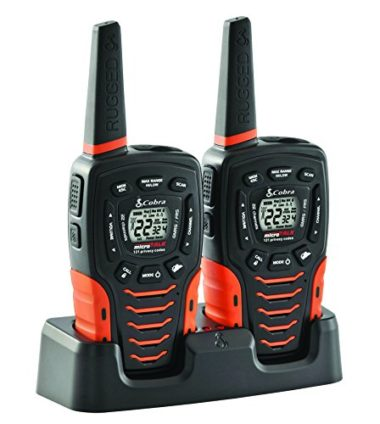 Cobra ACXT645 Ski Walkie Talkie