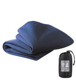 Cocoon CoolMax Soft Breathable Ultra Compact Travel Blanket