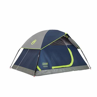 Coleman spacious interior Sundome Tent