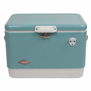Steel-Belted 54-Quart Coleman Cooler