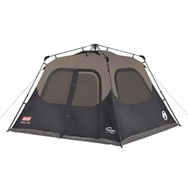 Coleman Instant Set up Cabin Tent