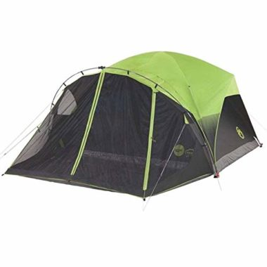 Coleman Dark Room Sundome 6 Person Tent