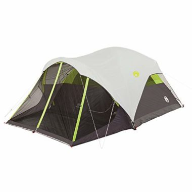Coleman Steel Creek Fast Pitch Dome 6 Person Tent