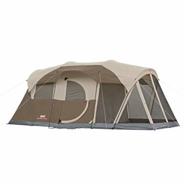 Coleman Spacious 6 Person Tent