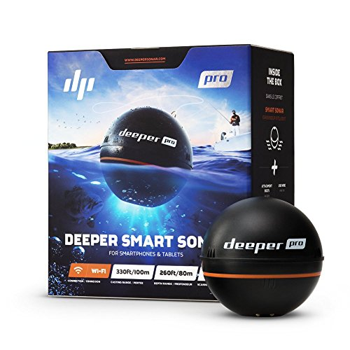 Deeper PRO Smart Portable Fish Finder