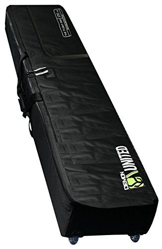Demon Phantom Fully Padded Wheeled Travel Snowboard Bag