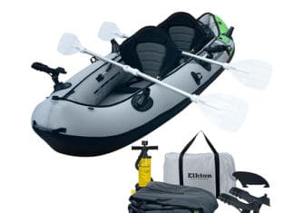 Elkton_Outdoors_Cormorant_Inflatable_2_Person_Fishing_Kayak_Review