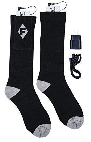 Flambeau Men's Heated Socks