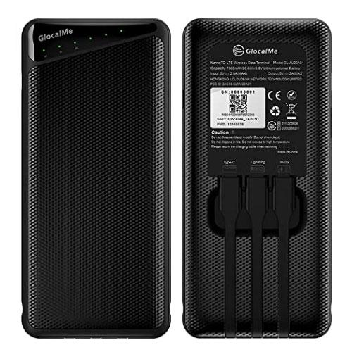 GlocalMe G3 4G Mobile Hotspot