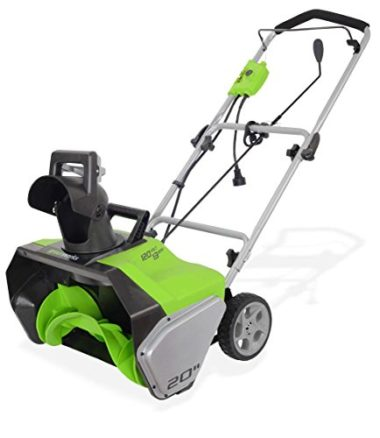 Greenworks Corded Electric Snow Shovel