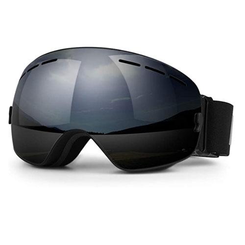 Hongdak OTG Flat Light Ski Goggles