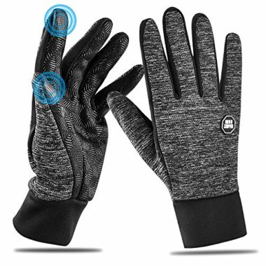 Hoomil Unisex Fleece Gloves