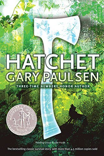Gary Paulsen Hatchet 30th Anniversary Edition Survival Book
