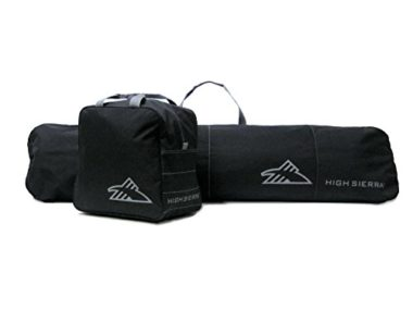 High Sierra Combo Boot and Snowboard Bags