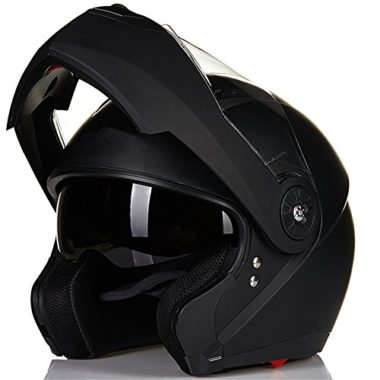 ILM Modular Flip-up Snowmobile Helmet