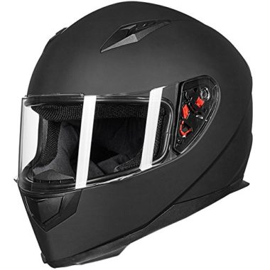 ILM Full Face Snowmobile Helmet