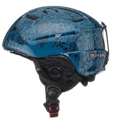 Lucky Bums Alpine Kids Ski Helmet