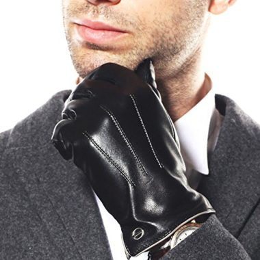 ELMA Luxury Men's Touch Screen Gloves