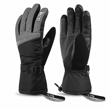 MCTi Women Winter Waterproof Touchscreen Gloves