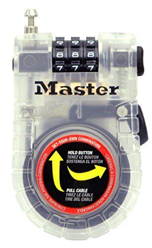 Master Lock 4605D Ski Lock