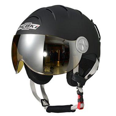 Nenki Ski Helmet With Visors