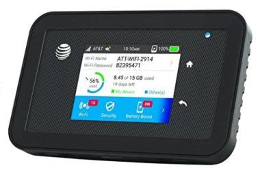 Netgear Unite Explore 4G LTE Mobile Hotspot