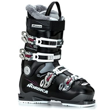 Nordica Sportmachine 65 Ski Boots For Large Feet