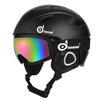 Odoland Ski Helmet With Visors