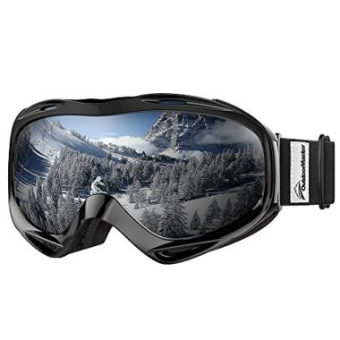 Outdoor Master OTG Ski Goggles For Flat Light