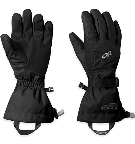 Outdoor Research M's Adrenaline Gloves For Snowmobiles